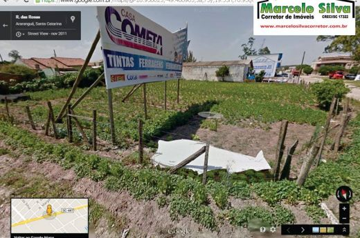 Terreno com 1080m2, na Rodovia Jorge Lacerda, próximo a Ufsc/Unisul!!!!