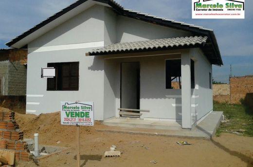 Casa nova com 60 m2 pelo Programa Minha Casa Minha Vida !!!!