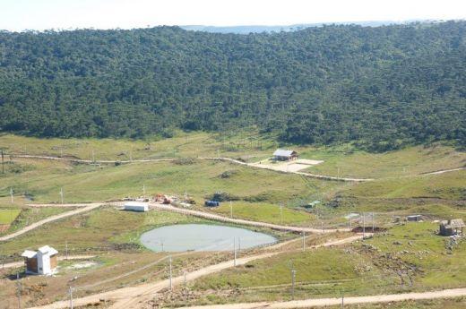 Terrenos em Condomínio na Serra do Rio do Rastro. Parcelados !!!